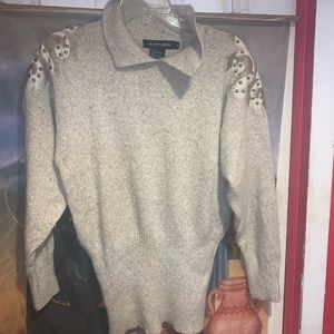 💥📌Vintage Sweater Made in Hong Kong 🇭🇰 Sz Sm